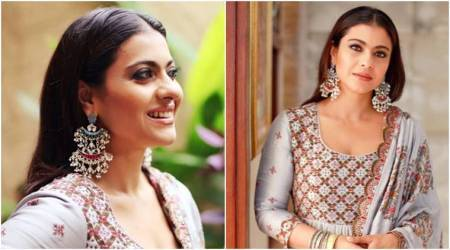 Helicopter Eela promotions: Kajol has us swooning in traditional wear