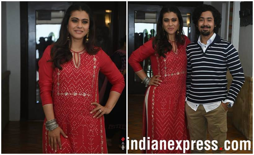 Kajol, Helicopter Eela co-star Riddhi Sen