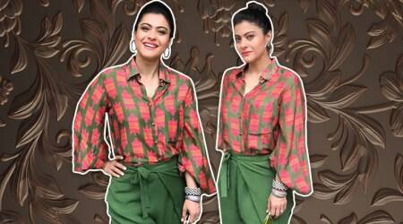 Kajol's over the top Masaba ensemble is an utterdisappointment