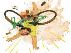 Short story for kids: Kalpana's Cycle by SowmyaRajendran