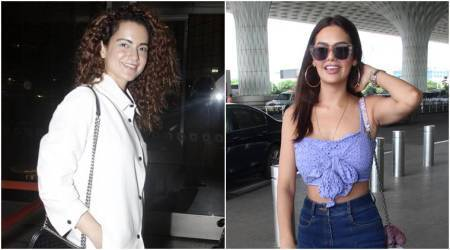 Kangana Ranaut, Esha Gupta and more: Best airport looks of the week (Sept 2 – Sept 8)