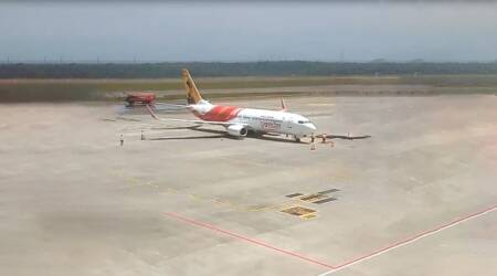 Air India's trial flight lands successfully at Kannur Airport