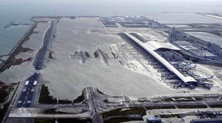 A disaster in Japan shows what can go wrong at many major airports near sea level