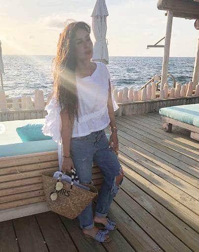 kareena kapoor maldives vacation