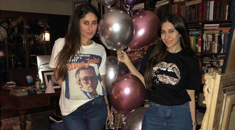 Kareena Kapoor Khan rings in her birthday at midnight in Gucci