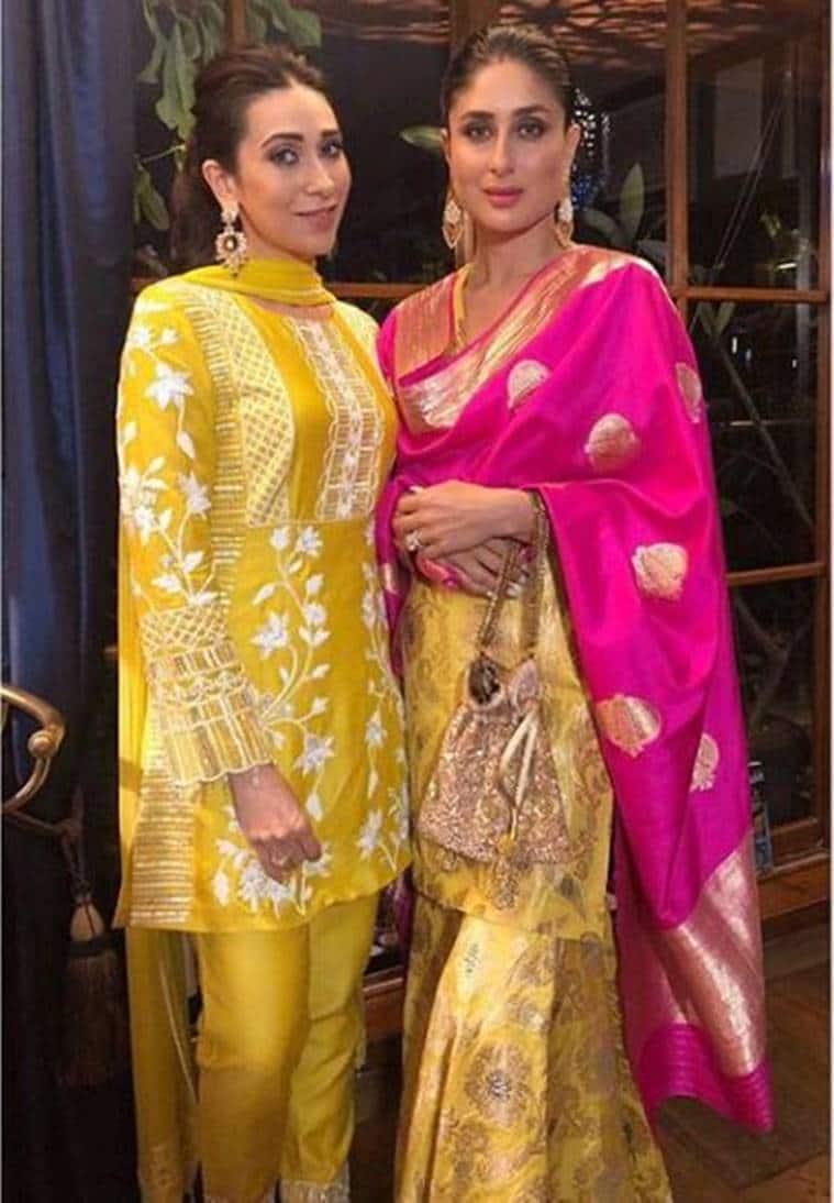 Mukesh Ambanis Ganesh Chaturthi Bash Kareena, Katrina, Madhuri, And Others Arrive -5466