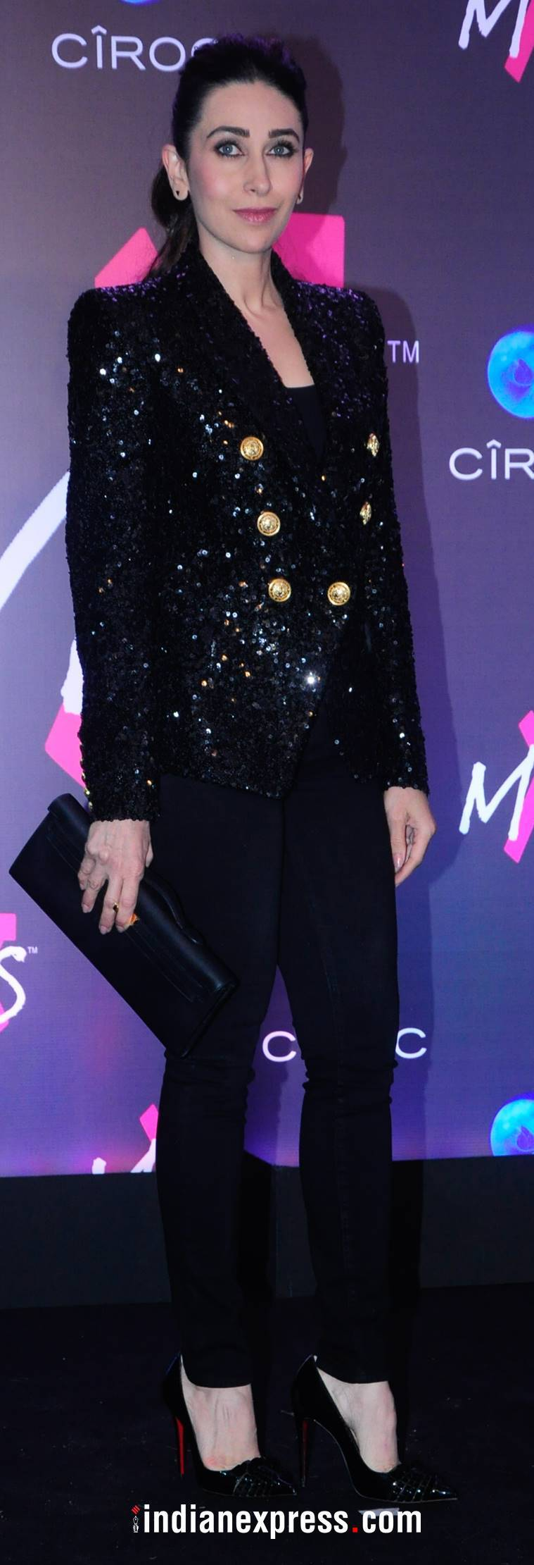 MxS launch, Shweta Bachchan fashion line, Monisha Jaising fashion line launch, Aishwarya Rai Bachchan latest photos, Suhana Khan latest photos, Katrina Kaif latest photos, indian express, indian express news