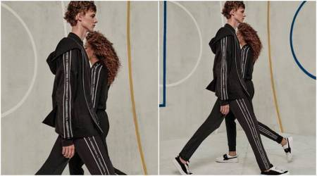 karl lagerfeld, puma, karl lagerfeld x puma, puma suede sneakers, puma suede sneakers 50th anniversary, puma capsule collection, chanel, fendi, indian express, indian express news