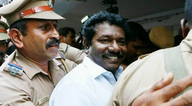 Police filed two fresh cases against Karunas
