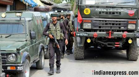 J&K: Five militants killed in south Kashmir, civilian shot during protests