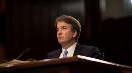 The #MeToo charge against Donald Trump's Supreme Court pick Brett Kavanaugh