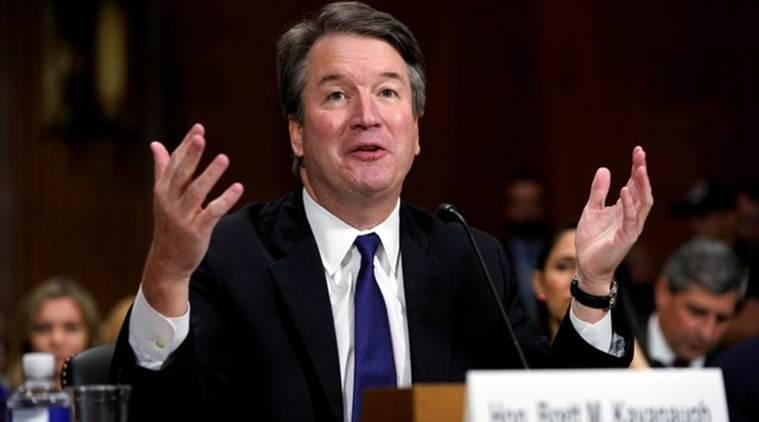 Local reaction and the latest on Kavanaugh's Senate hearing
