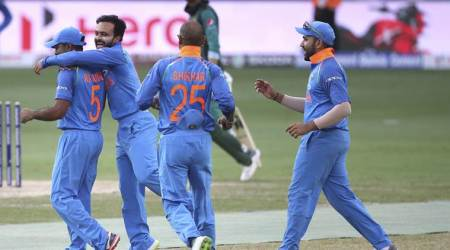 India vs Pakistan, Live Cricket Score, Asia Cup 2018 Live Score: India need 163 to win
