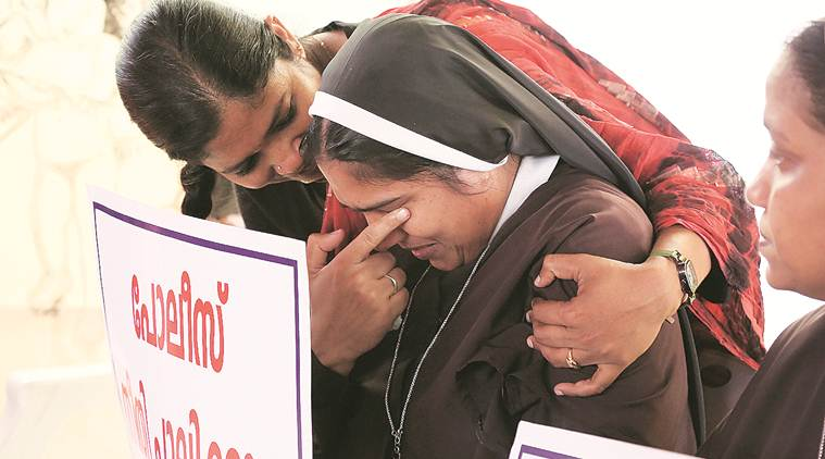 Kerala nun rape case: Church outs photo of victim who accused Bishop of rape