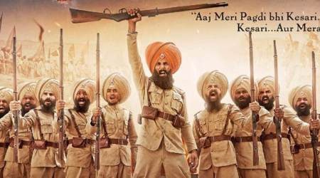 Kesari first poster: Akshay Kumar pays tribute to martyrs of Saragarhi