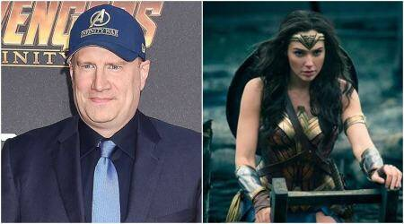 Marvel's Kevin Feige says Wonder Woman's success made him 'very happy'