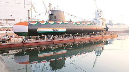 Mazagon Dock to deliver second Scorpene class submarine by year end