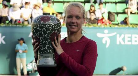Kiki Bertens wins Korea Open in three sets over Ajla Tomljanovic