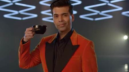 Koffee with Karan 6 teaser: Karan Johar is all set to 'ask the wrong questions'