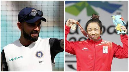 Virat Kohli, Saikhom Mirabai Chanu to receive Khel Ratna on September 25: Sports Ministry