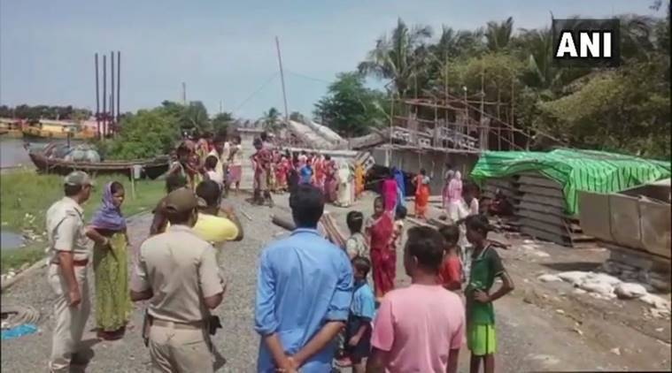 Another under-construction bridge collapses in West Bengal