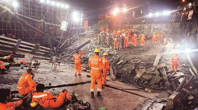 CM Mamata Banerjee ordered audit, PWD cleared Kolkata Majherhat bridge that collapsed
