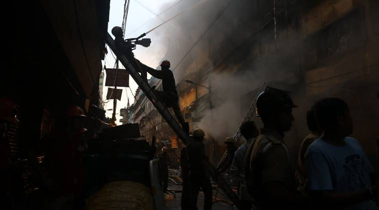 Opposition blames TMC for Bagree Market fire, demands probe