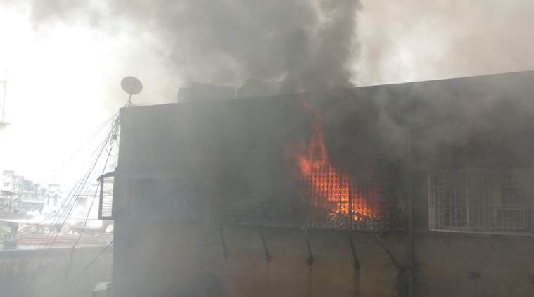 Massive fire breaks out at Kolkata's Bagri market, 30 fire tenders at spot