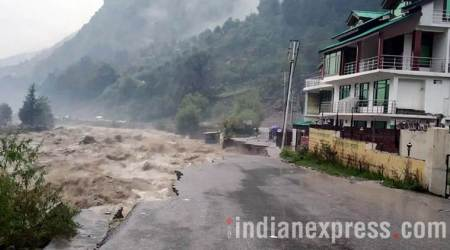 Kullu put on 'high alert' as heavy rains batter Himachal, Punjab, Haryana