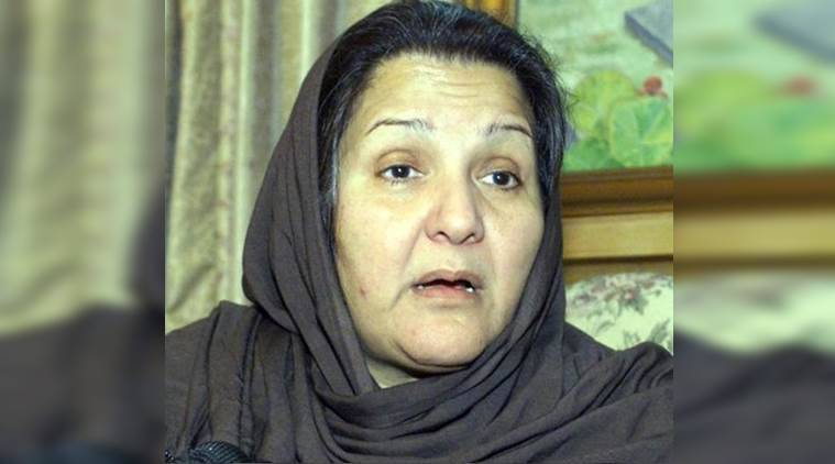 Jailed ex-Pak PM Nawaz Sharif's wife, Begum Kulsoom, dies in London