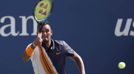 US Open: Chair Umpire who counseled Nick Kyrgios is suspended by ATP Tour