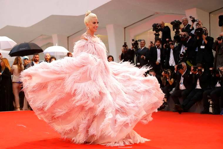 Venice Film Festival, Lady Gaga latest photos, Cate Blanchett latest photos, Dakota Johnson latest photos, Tilda Swinton latest photos, indian express, indian express news