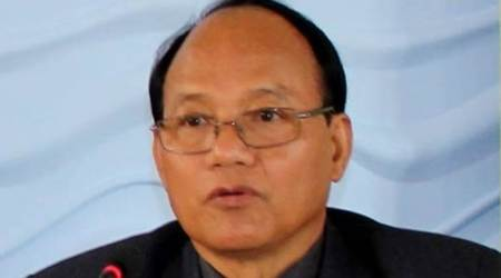 Mizoram home minister R Lalzirliana served show-cause notice