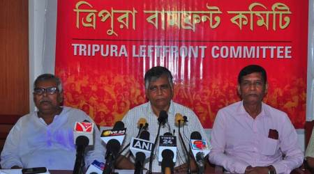 Tripura Left Front demands reschedule of panchayat bypolls, State Election Commission says no such provisions