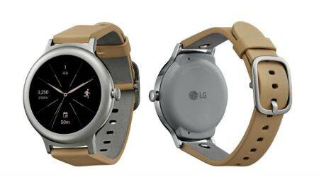 LG Watch W7 to launch alongside LG V40 ThinQ on October3