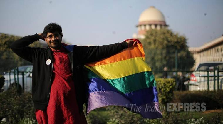 Five petitioners moved the top court, challenging the constitutional validity of Section 377.