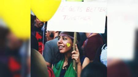 section 377, section 377 struck down, homosexuality decriminalised, homosexuality not a crime, gay couple, same sex couple, Queerala, Kerala, India news, Indian Express