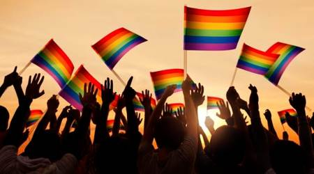 377, section 377, 377 verdict, supreme court verdict, gay rights, gay sex, homosexuality, LGBTQ, rainbow flag, queer, 377 news, India news, Indian Express