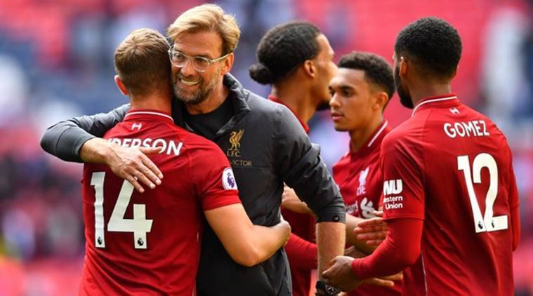 Jurgen Klopp expects Liverpool v Manchester City to be another thriller