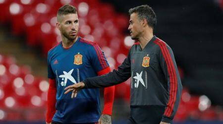 UEFA Nations League: Our base comes from Real Madrid and it is good, says Spain coach Luis Enrique
