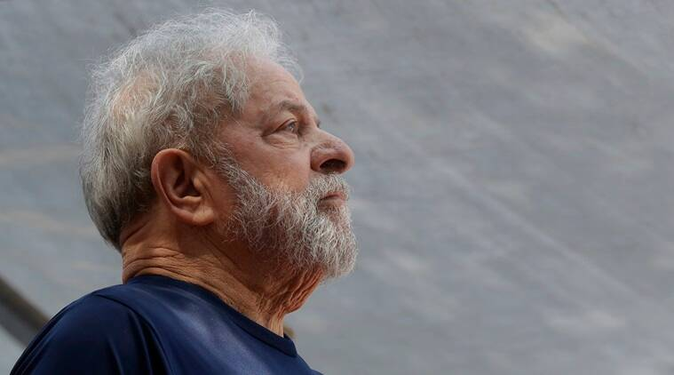 Former Brazil president Lula is freed from prison after ruling by Supreme Court