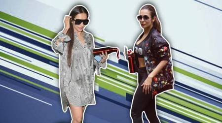Malaika Arora's casual fashion game is on point