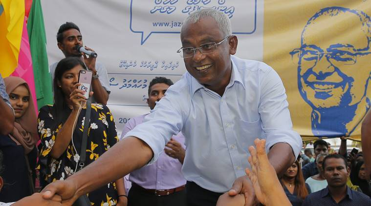 Maldives opposition declares election victory