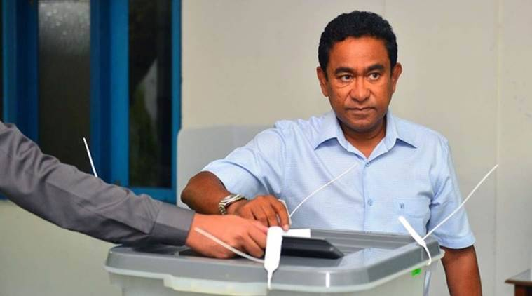 Maldives, Maldives elections, Maldives supreme court, Yameen Abdul, Yameen Abdul Gayoom, Ibrahim Solih, Malaysia elections 2018, World news, Indian express, latest news