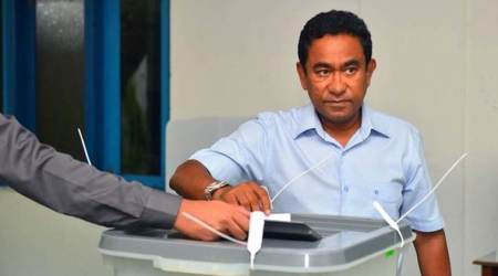 Maldives, Maldives elections, Maldives supreme court, Yameen Abdul, Yameen Abdul Gayoom, Ibrahim Solih, Malaysia elections 2018, World news, Indian express, latest news