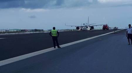 air india flight, air india flights lands on wrong runway, air india flight maldives, air india flight accident, air india wrong runway, air india flight mishap