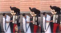 West Bengal CM Mamata Banerjee plays accordion in Germany; video goes viral