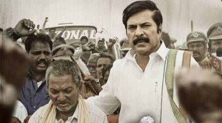 Yatra song Samara Shankham is about YSR Reddy's famous walkathon