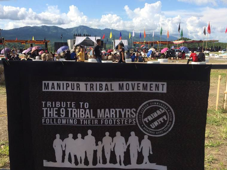 Mizoram political leaders assure support to fellow tribal groups in Manipur
