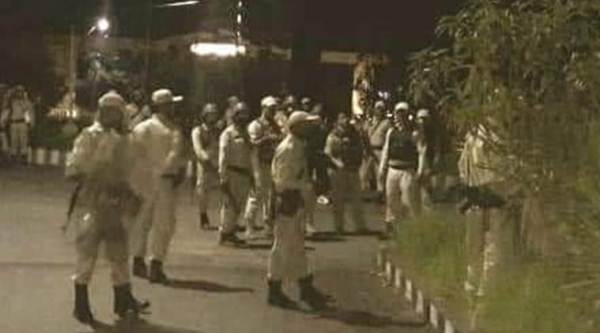 Manipur University: Nearly 100 students, teachers detained after police conduct midnight raids at hostels